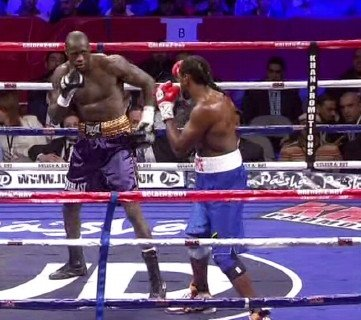 Deontay Wilder Faces Liakhovich In Headliner Of Fridays Great ShoBox Card