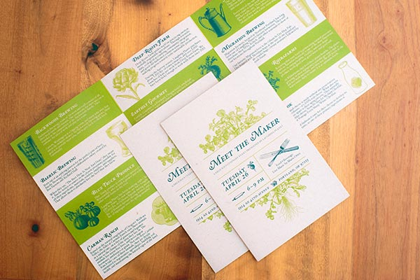 Brochures  Flyers - East Side Printing Company