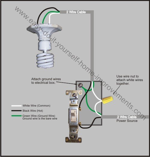 light and fan switch wiring diagram dual