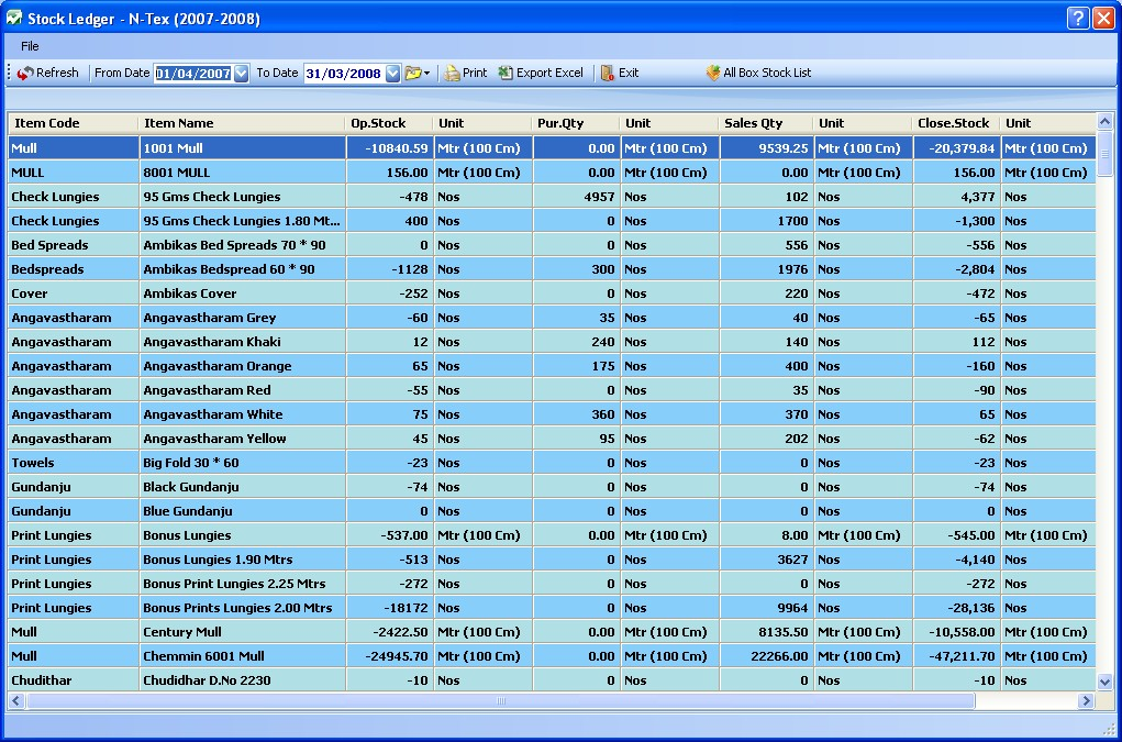 Easyaccounts - Complete Accounts  Inventory Software with GST BILLING