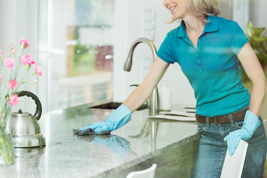 How To Hire A House Cleaner - Professional Realty Services Tim