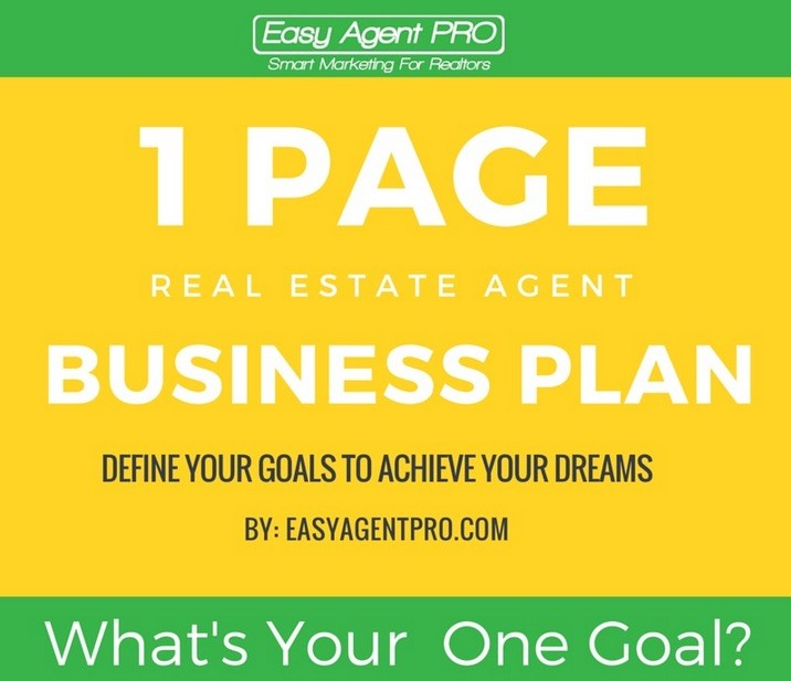 The Ultimate Real Estate Business Plan To Hit Your Goals
