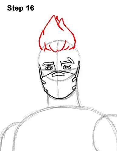 fortnite drift skin mask
