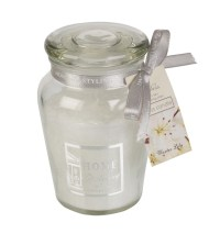 Small Glass Candle Jar [960857]