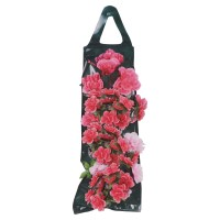 Flower Hanging Bag Floral Pouch Wall Fence Display Planter ...