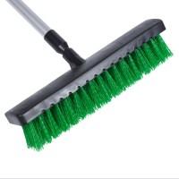 Heavy Duty Extendable Water Jet Hose Garden Brush Broom ...