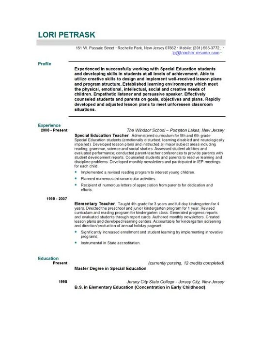 Sample Cover Letter For The Position Of Lecturer | Create
