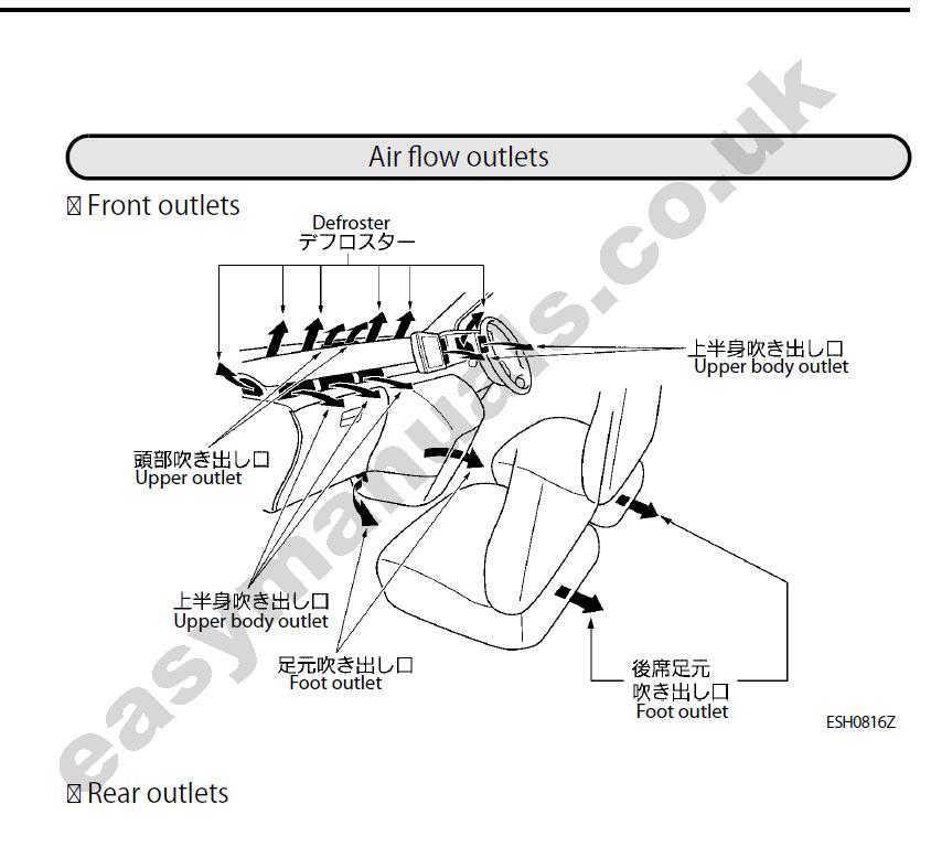 Nissan Elgrand Wiring Diagram Wiring Diagram