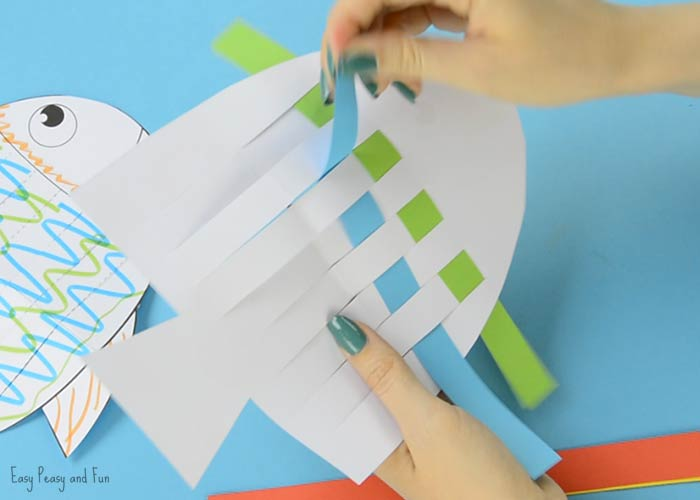 printable rainbow template