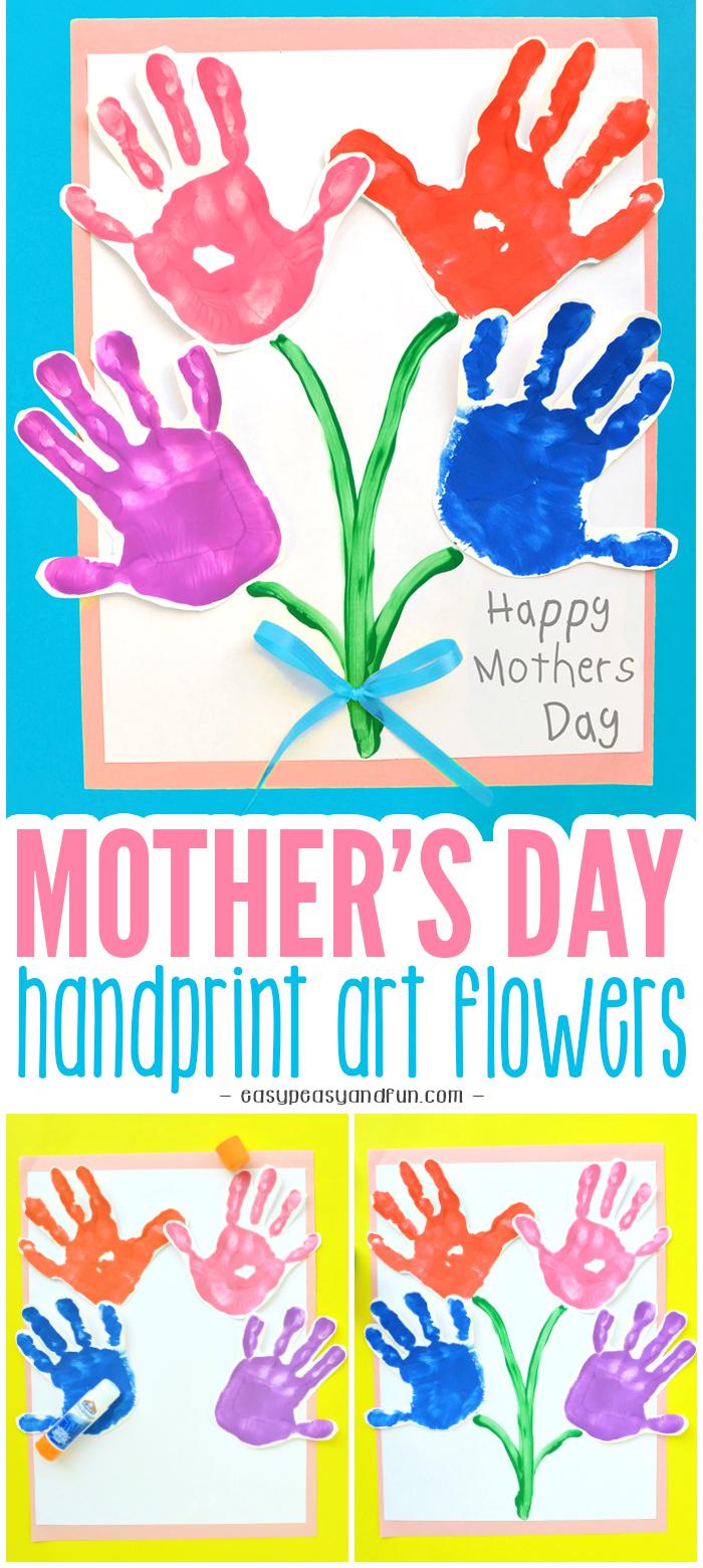 Astounding Photobucketimagesmors 20day Mor S Day Gift Ideas Kids Mors Day Handprint Art Flowers Easy Peasy Mors Day Handprint Art Flowers Craft photos Mothers Day Picture