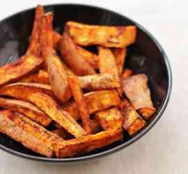 Sweet Potato Chips 19