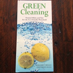 All Natural Stove Top Cleaner