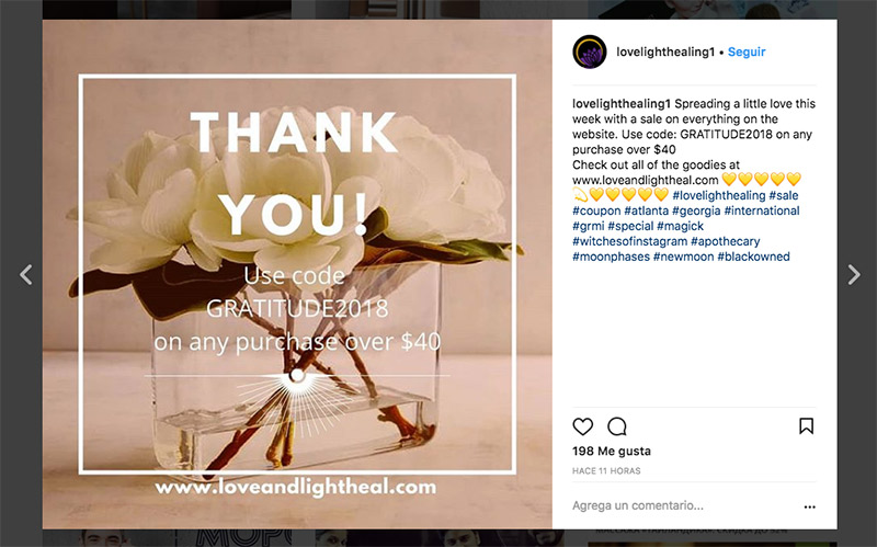Ideas For An Effective Discount Coupon Giveaway on Instagram