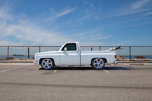 Custom 83 Chevy Trucks - Wiring Diagrams