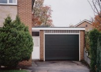 Roller Garage Doors Fitted In Keighley Yorkshire Gliderol Garage Doors