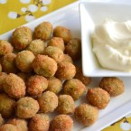 Healthy Fried Olives