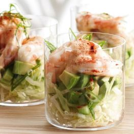 Prawn cocktails - Easy Appetizers
