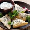 Potato, Pumpkin and Peao Samosas - Easy Appetizers