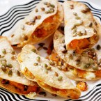 Pumpkin and Goat Cheese Quesadillas