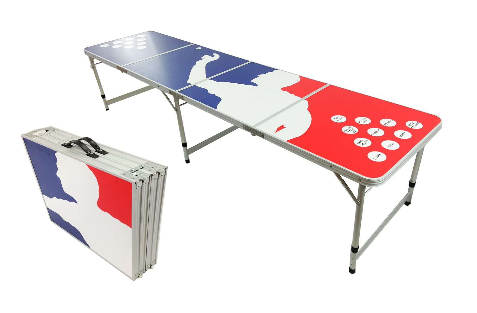 Folding Table With Handle Trendy Folding Tables Target