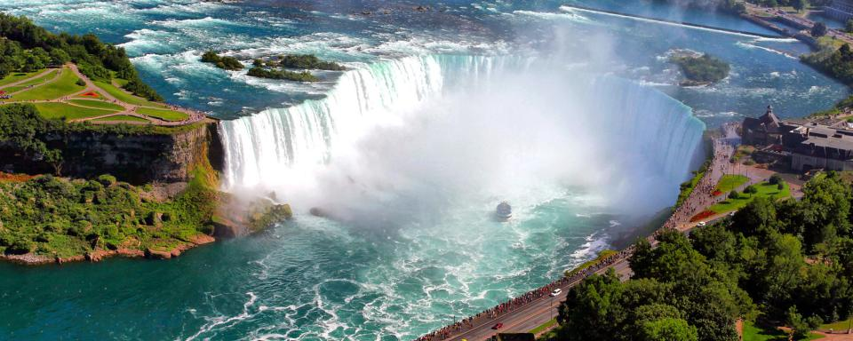 Niagara Falls Wallpaper Nature Kanada Urlaub Sehensw 252 Rdigkeiten Easyvoyage