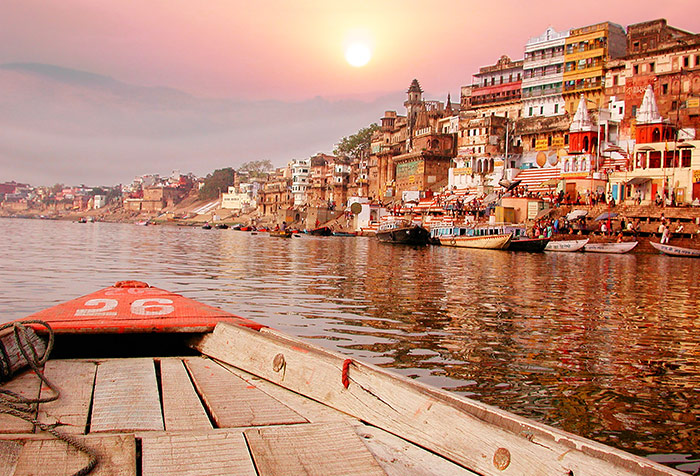 3d Wallpaper For Home Wall India Shop The Ganges In India Wallpaper In India Theme