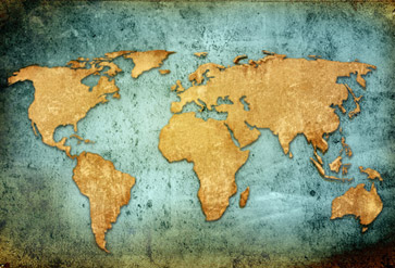 3d Stone Wallpaper For Walls Shop World Map Textures Wallpaper In Maps Amp Geography Theme