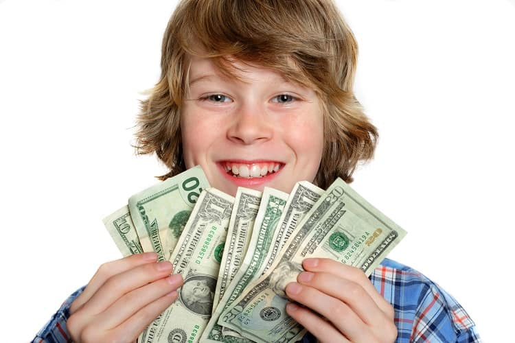 13 Easy Ways For Kids To Make Money