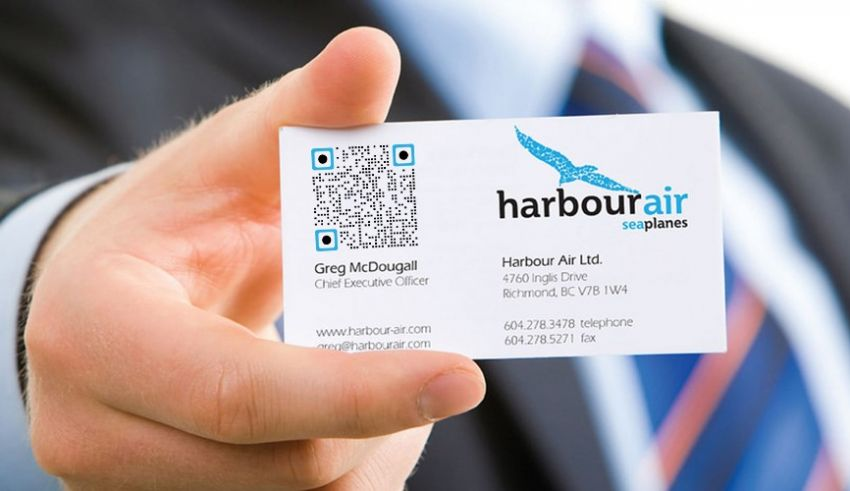 How to Use QR Codes on Business Cards? - Easyworknet