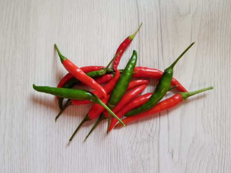 Large Of Thai Chili Pepper