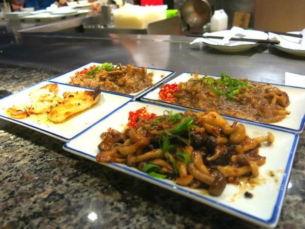 Heniu Teppanyaki Value Set at Wisma Atria Food Republic