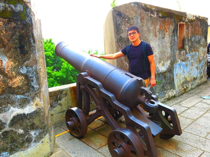 Mount Fortress (Fortaleza do Monte/大炮台)
