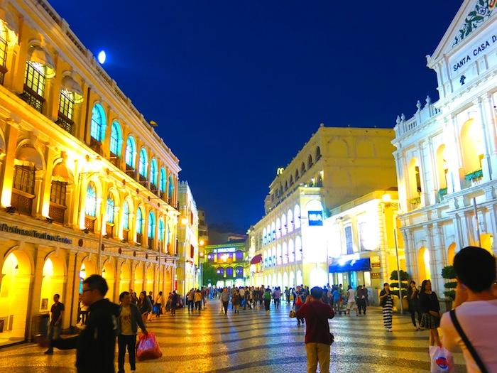 Senado Square, Largo do Senado, Macau