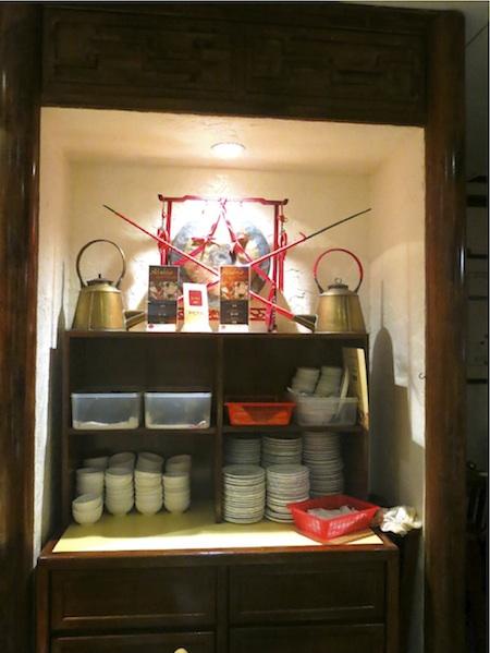 The Magic of Chong Qing Hot Pot Long Nose Teakettle