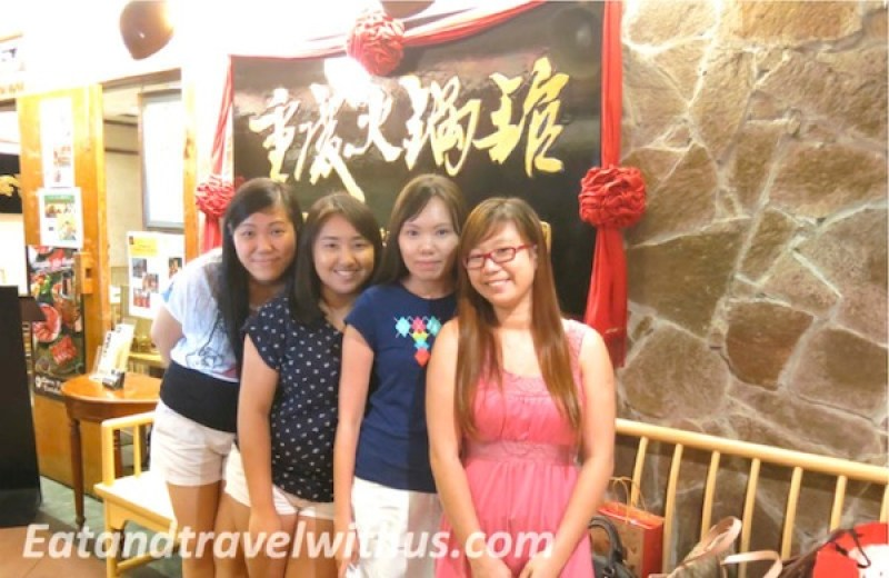 The Magic of ChongQing Hot Pot Raevian Sweet tooth fairies