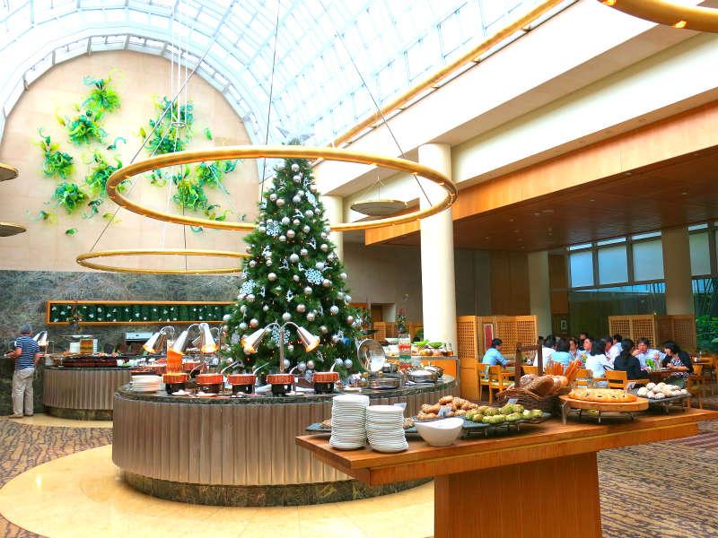 Greenhouse at Ritz Carlton Singapore