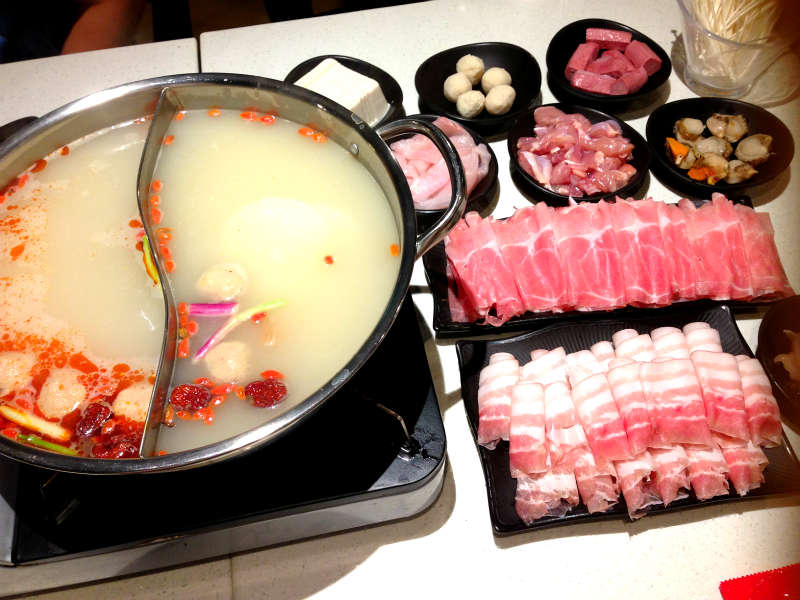 Guo Fu Steamboat at China Square Central