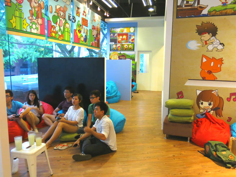 Play Nation at *Scape, Singapore