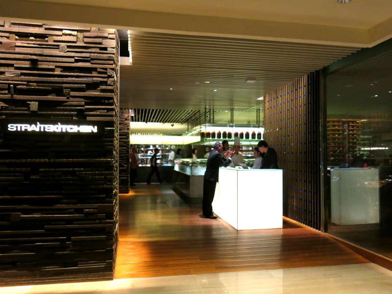 Straitskitchen at Grand Hyatt Hotel, Singapore