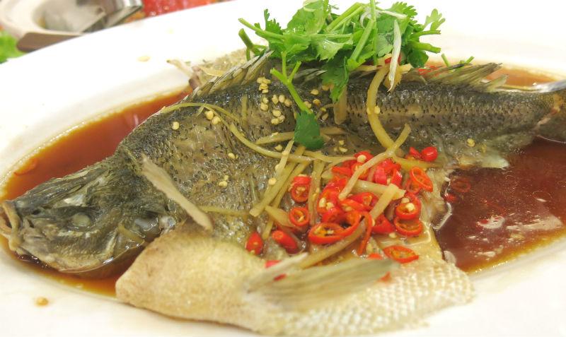 Resort Seafood Genting Highlands Jade Perch