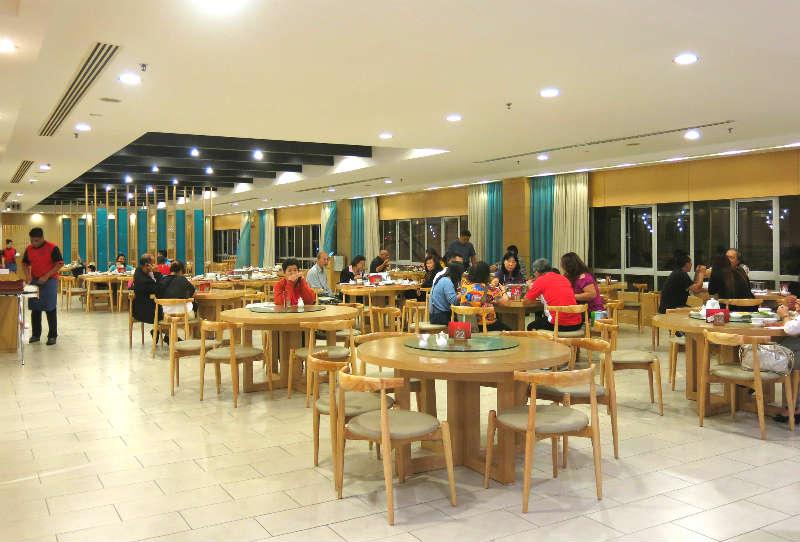 Resort Seafood Genting Highlands Malaysia