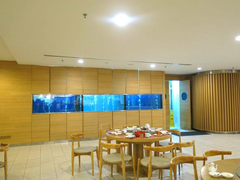 Resort Seafood Genting Highlands Water Tanks