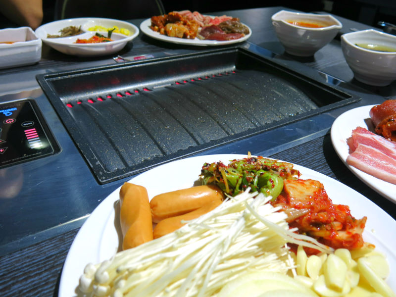 Im Kim Korean BBQ Grill Pan