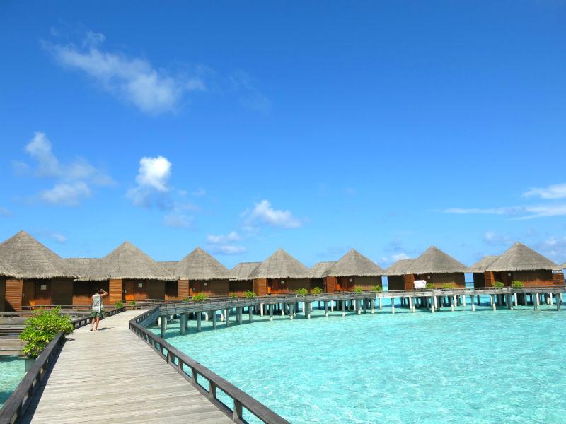 Baros Maldives Overwater Villa