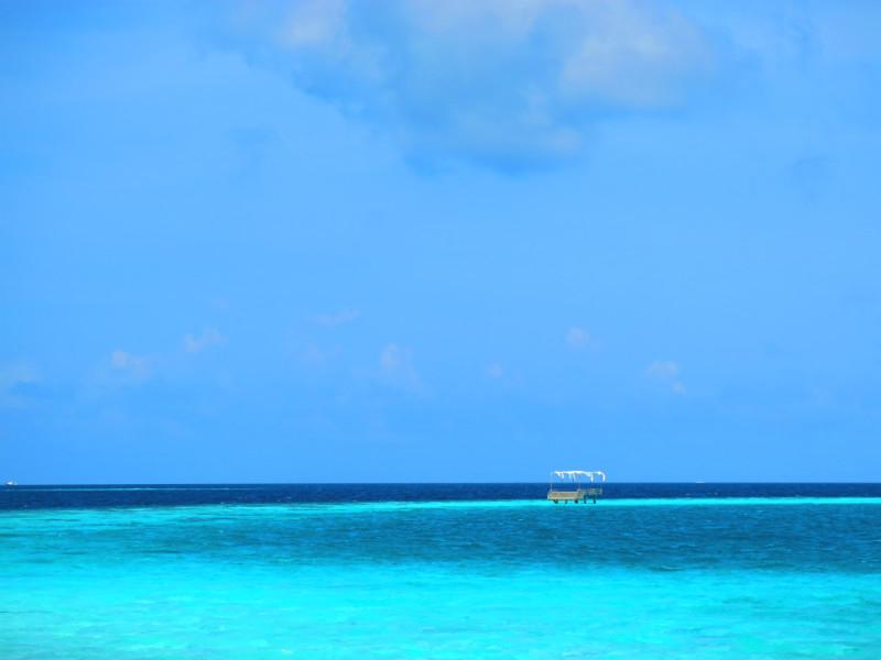 Baros Maldives Piano Bar