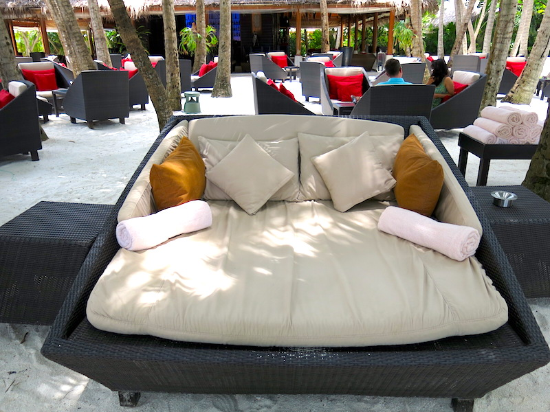 Baros Maldives Lounge chair
