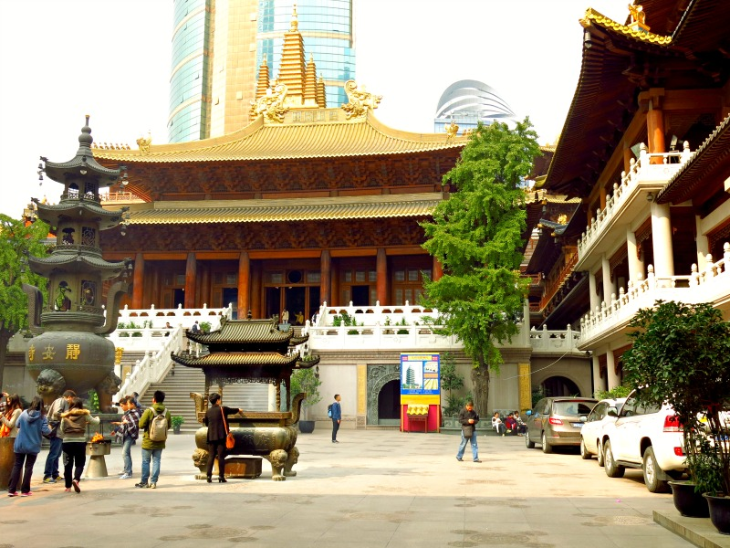 Jing An Temple 1