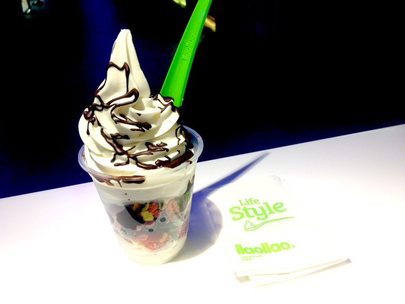 llaollao 313 somerset Singapore