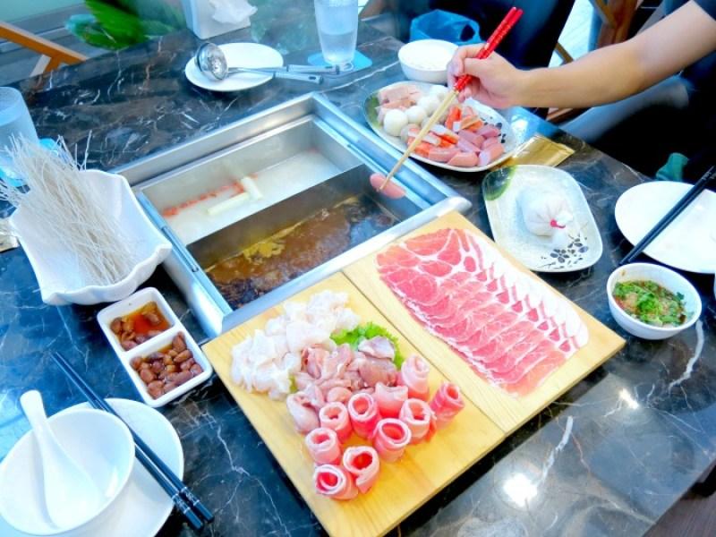 Hai Xian Lao Mala Soup and Chicken Soup