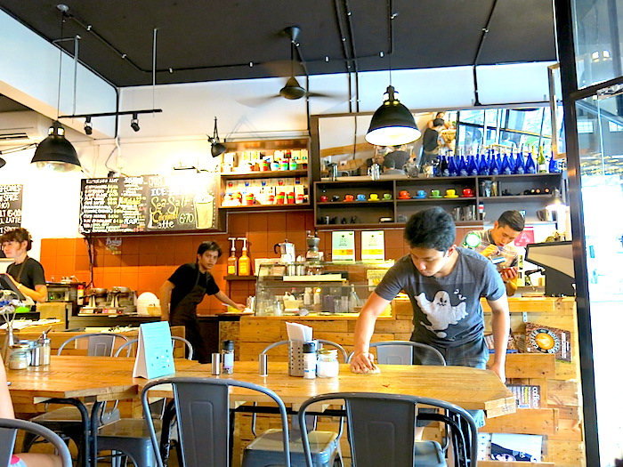 Tolido's Espresso Nook Staff